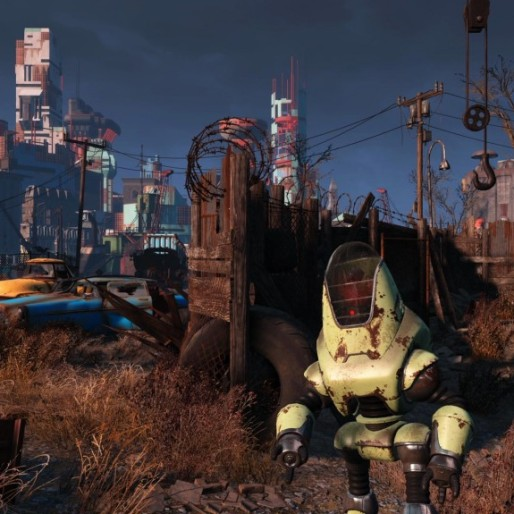 Apocalypse Always: <em>Fallout 4</em> and the Never-Ending End