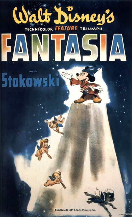 Fantasia Videogame Announced By Disney and Harmonix