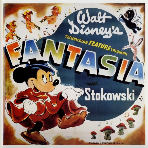 Fantasia and The Evolution of the Music Game