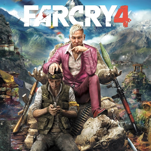 On Colonialism and the Far Cry 4 Promo Art