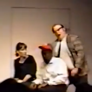 Watch a Rare Video from 1990 of Chris Farley as Motivational Speaker Matt Foley