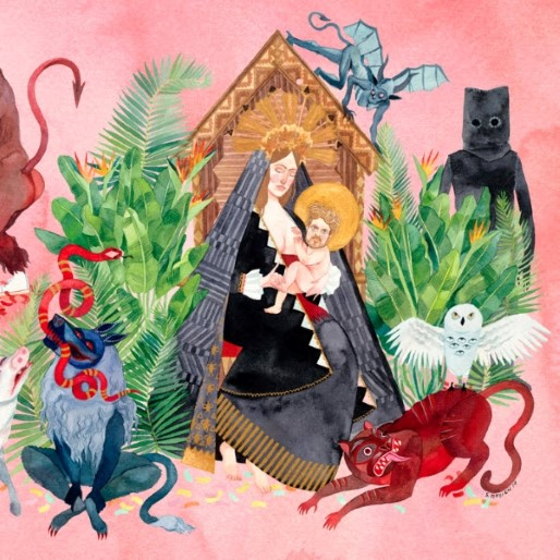Father John Misty Announces New Album, <i>I Love You, Honeybear</i>