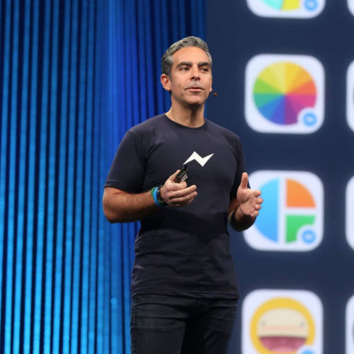 This is Facebook's Big Future for Its Messaging App