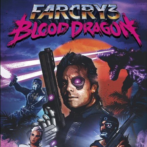 <em>Far Cry 3: Blood Dragon</em> (Multi-Platform)