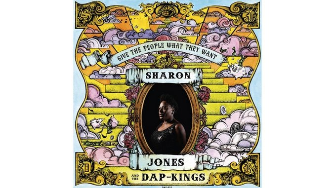 Sharon Jones & The Dap-Kings: <i>Give the People What They Want</i>