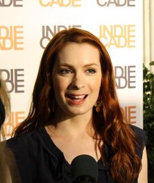 Catching Up With Felicia Day