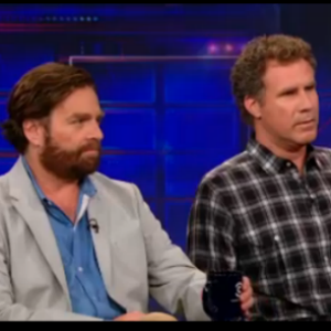 Watch Will Ferrell, Zach Galifianakis and Jon Hamm on <i>The Daily Show</i>