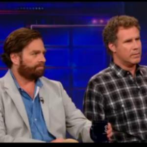Watch Will Ferrell, Zach Galifianakis and Jon Hamm on <i>The Daily Show</i>