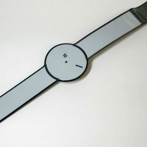 Sony's Stylish New E-Ink Watch Goes Without the Brand Name