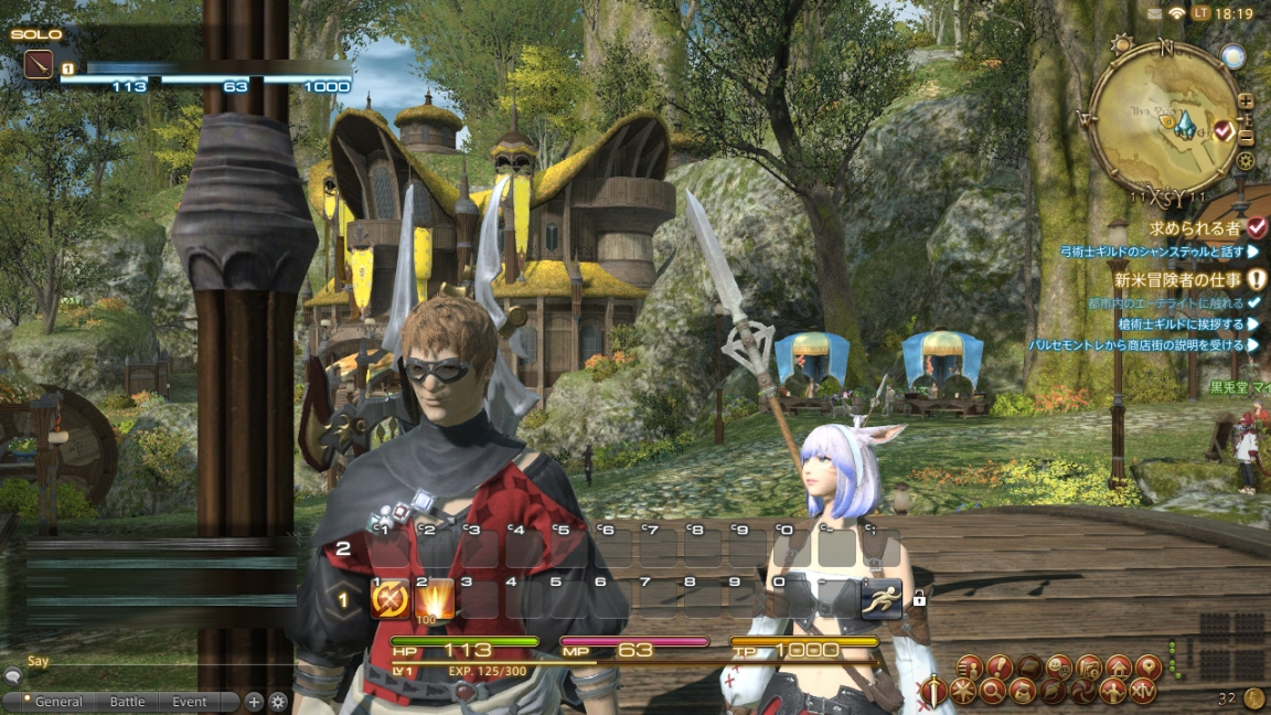 Final Fantasy XIV: Looking For Life in A Realm Reborn :: Games