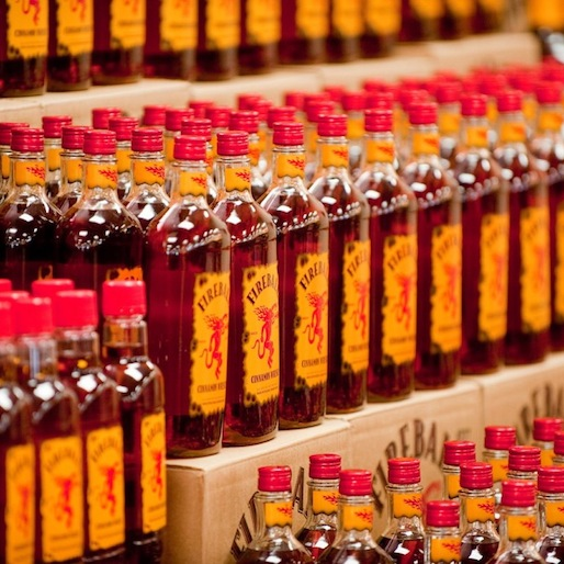 Breaking News: Fireball Whiskey is Not Anti-Freeze
