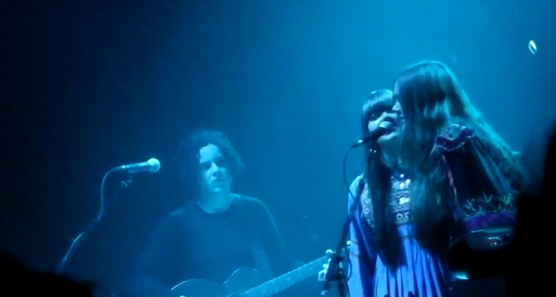 """Watch Jack White and First Aid Kit Perform """"We're Going to Be Friends"""""""