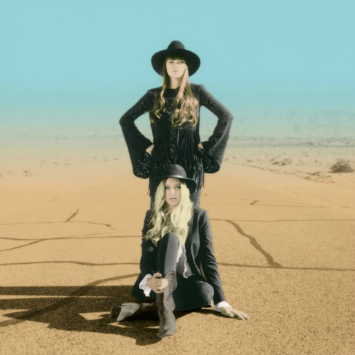 """Listen to First Aid Kit's Cover of R.E.M.'s """"Walk Unafraid"""""""