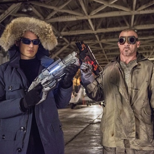 "<i>The Flash</i>: ""Revenge of the Rogues"""