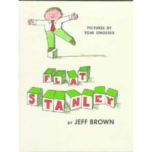 "Children's Book Character ""Flat Stanley"" To Hit The Big Screen"