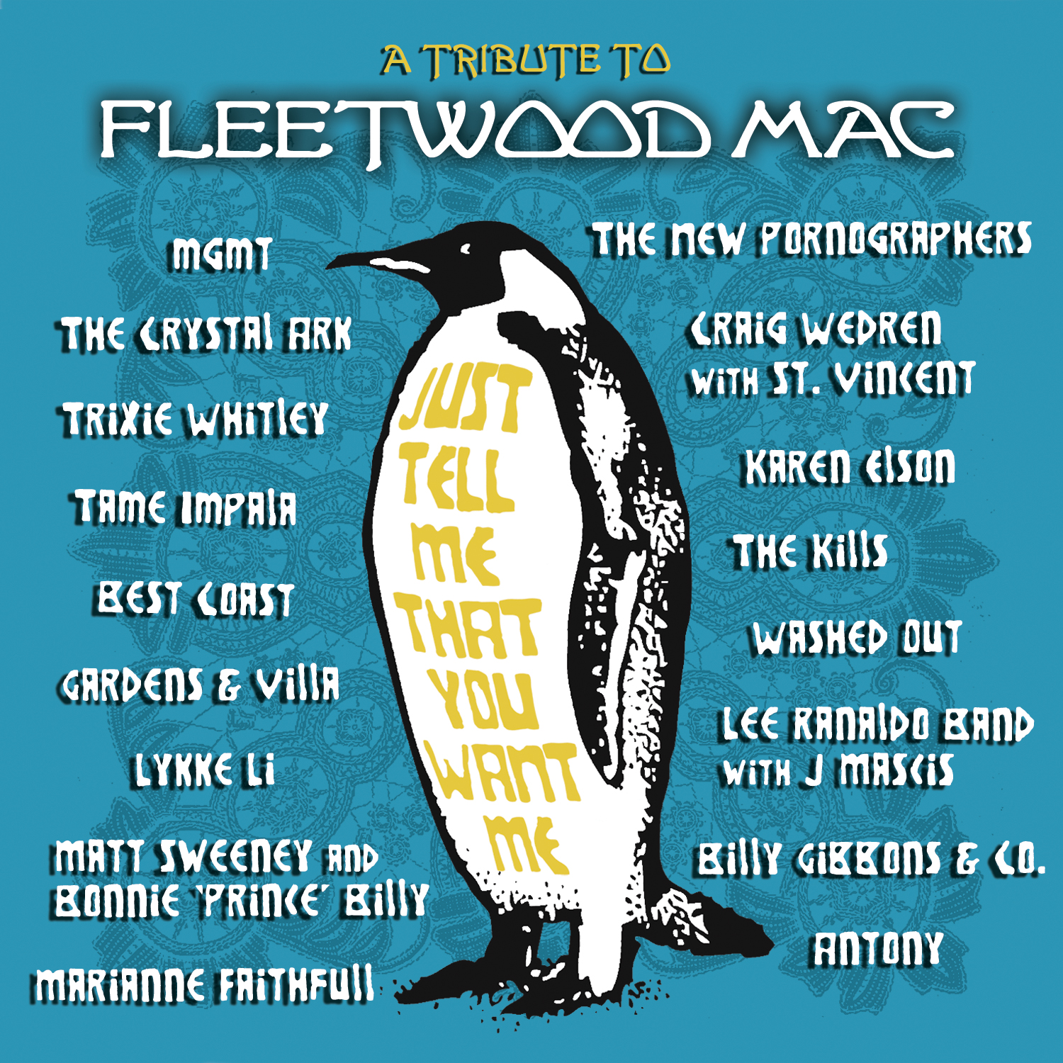 Fleetwood Mac Tribute Album to Include MGMT, Best Coast, Lykke Li