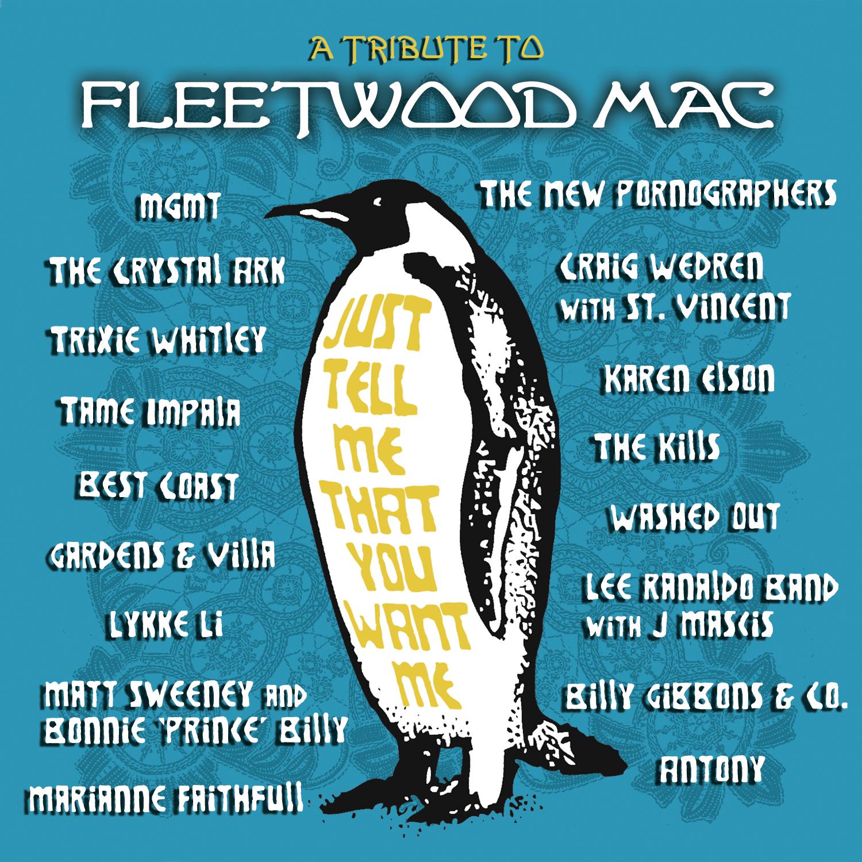 Fleetwood Mac Tribute Album to Include MGMT, Best Coast, Lykke Li