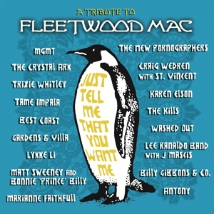 Listen to the Fleetwood Mac Tribute Album <i>Just Tell Me That You Want Me</i>