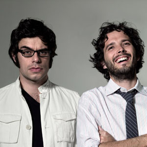 Jemaine and Bret are Writing a <i>Flight of the Conchords</i> Movie