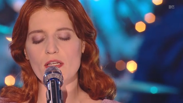 Watch Florence + the Machine on MTV's <i>Unplugged</i>