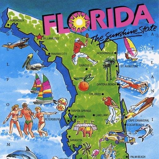 Florida's Brewing Blues