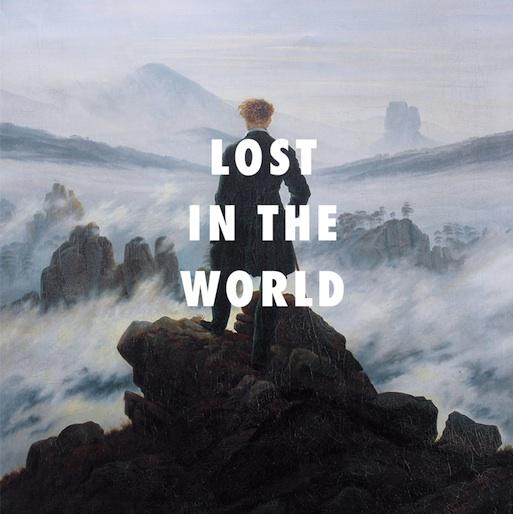 Fly Art Tumblr Mixes Hip-Hop Lyrics and Fine Art