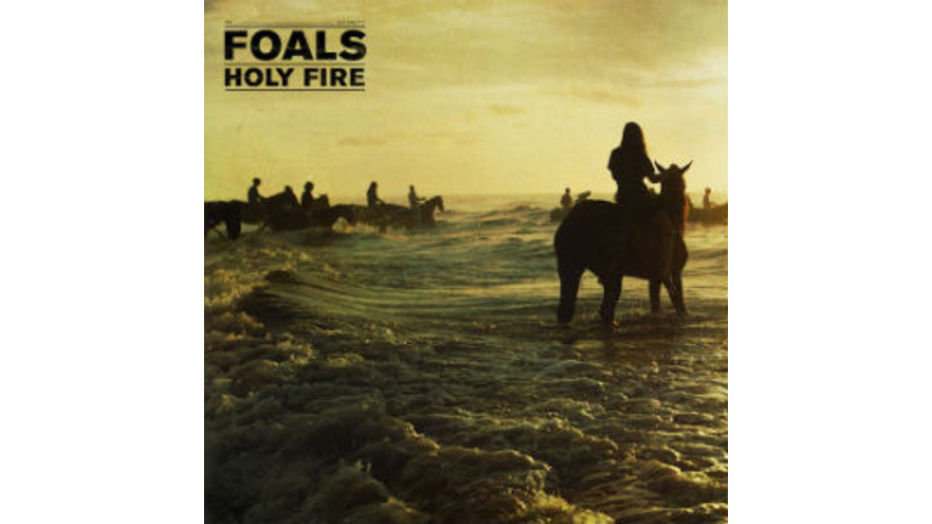 Foals: <i>Holy Fire</i>