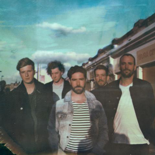 "Watch Foals ""Mountain At My Gates"" Spherical GoPro Video"
