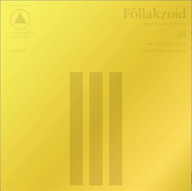 "Listen to New Föllakzoid Track ""Electric"""