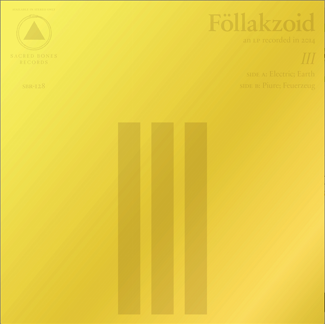 "Listen to New Föllakzoid Track ""Electric"""
