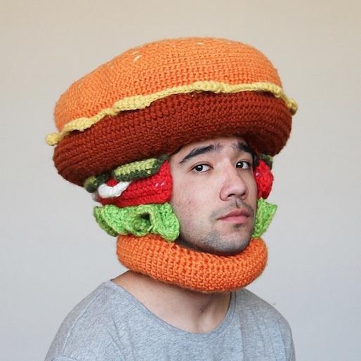 Phil Ferguson Makes Food Into Fashion