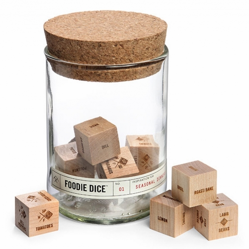Embrace the Stochastic Kitchen with Foodie Dice
