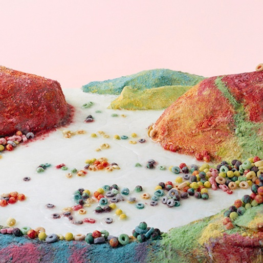 """Processed Views"" Imagines Junk Food in Natural Habitats"