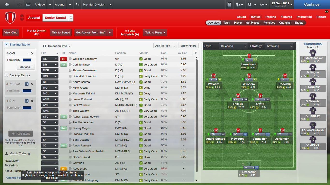 How Football Manager Made Me Love Soccer :: Games