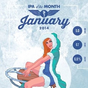 Foothills Brewing Develops IPA Of The Month Program