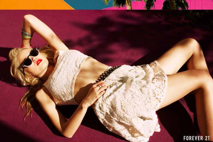 Forever 21 Launches Coachella-Inspired Collection