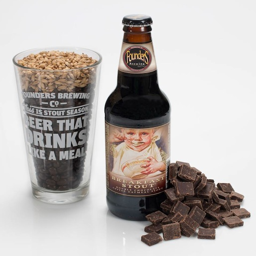 Founders Breakfast Stout Review