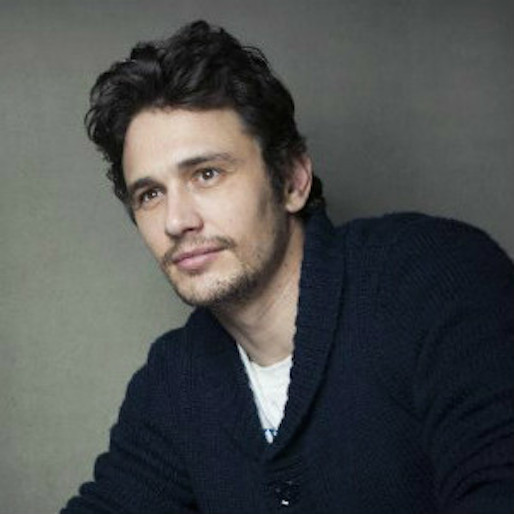 James Franco Is Turning Chuck Palahniuk's <i>Rant</i> Into A Movie
