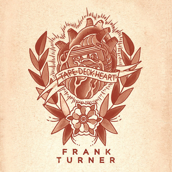 Frank Turner Announces New Album <i>Tape Deck Heart</i>