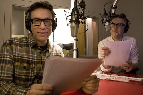 "Fred Armisen to Co-Host <i>This American Life</i> as ""Fake Ira Glass"""