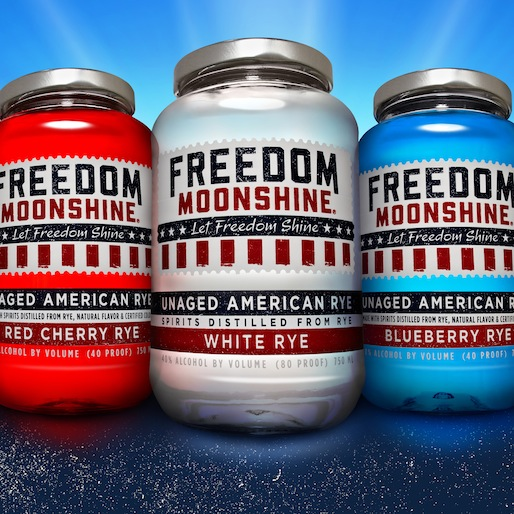 Freedom Moonshine White Rye Review
