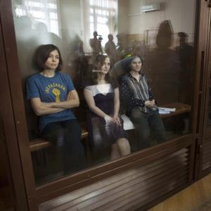 Pussy Riot Member Nadezhda Tolokonnikova Goes On Hunger Strike