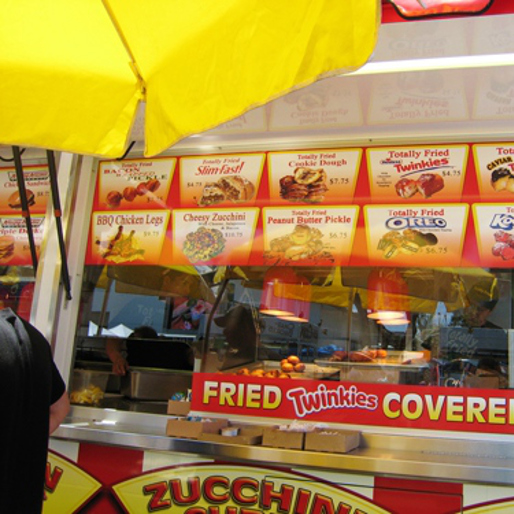I Tried Everything Fried at the Fair