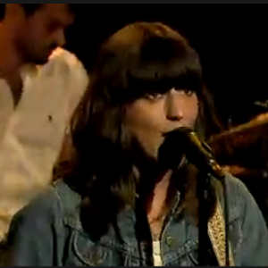 """Watch Eleanor Friedberger """"Stare At The Sun"""" On <i>Fallon</i>"""
