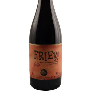 Odell Brewing Friek Review: Sour, Raspberry, Freaky
