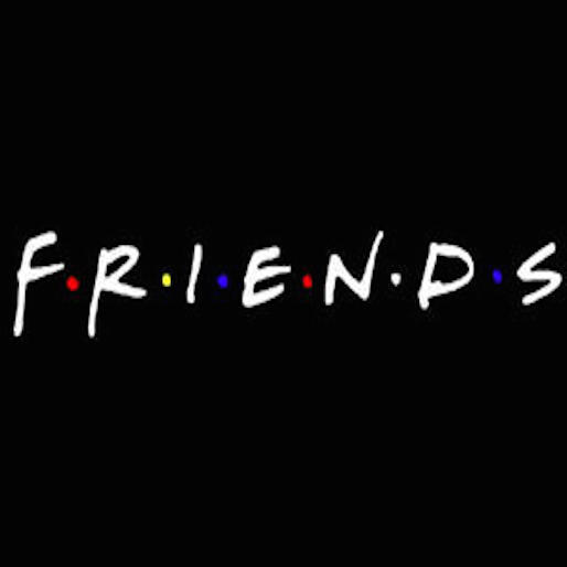 Jimmy Kimmel Sort of Hosts a <i>Friends</i> Reunion