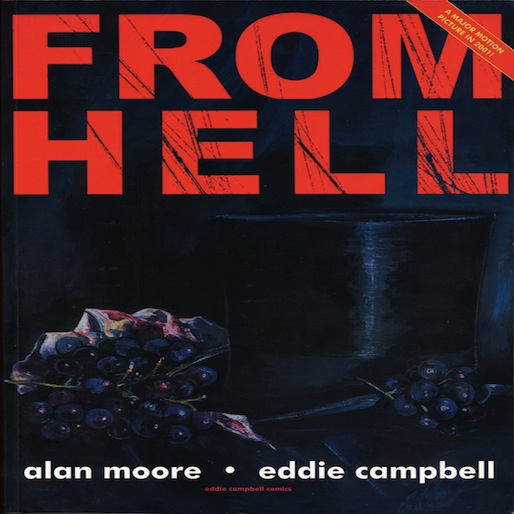 FX Is Developing <i>From Hell</i> Series Based On Alan Moore's Graphic Novel