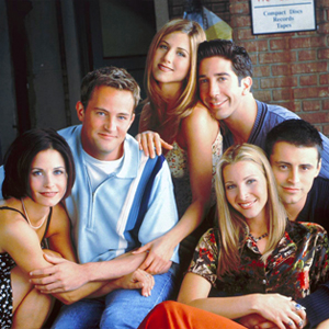 The Entire 10-Season Run of <i>Friends</i> is Coming to Netflix