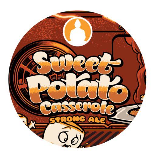 Funky Buddha Brewery Serves Up a Pint of Sweet Potato Casserole Ale