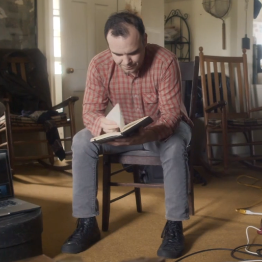 """Future Islands Honor Father's Day, Debut New """"A Song for Our Grandfathers"""" Video"""